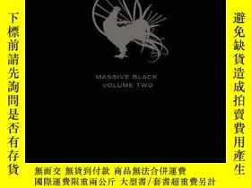 二手書博民逛書店Massive罕見Black 2Y127742 Ballistic Publishing Ballistic