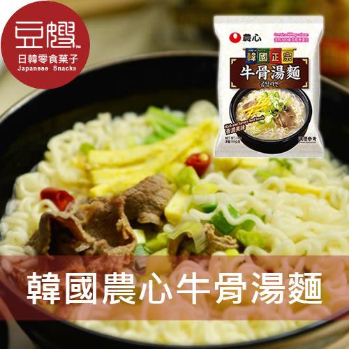【豆嫂】韓國泡麵 農心 牛骨湯麵(111g)