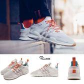 adidas 復古慢跑鞋 EQT Equipment Support ADV Summer 白 藍 編織鞋面 運動鞋 百搭款 男鞋【PUMP306】 CQ3042