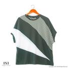 有型的線條設計變化,  搭配寬袖版型剪裁,  穿著實搭性高彈面料,  給予舒適好感穿著。