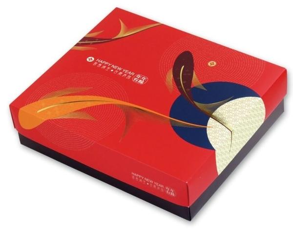 年年有餘禮盒-C款 招財禮盒 海苔脆肉捲(綜合口味)、咖啡 過年必備 送禮好用 【甜園】