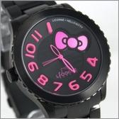 【萬年鐘錶】 LICORNE+ HELLO KITTY 聯名款 LI085MBBA-R