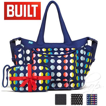 【A Shop】 BUILT NY Go Diaper Tote Gift Set SET系列 媽咪包禮品組附贈尿布袋 共2色