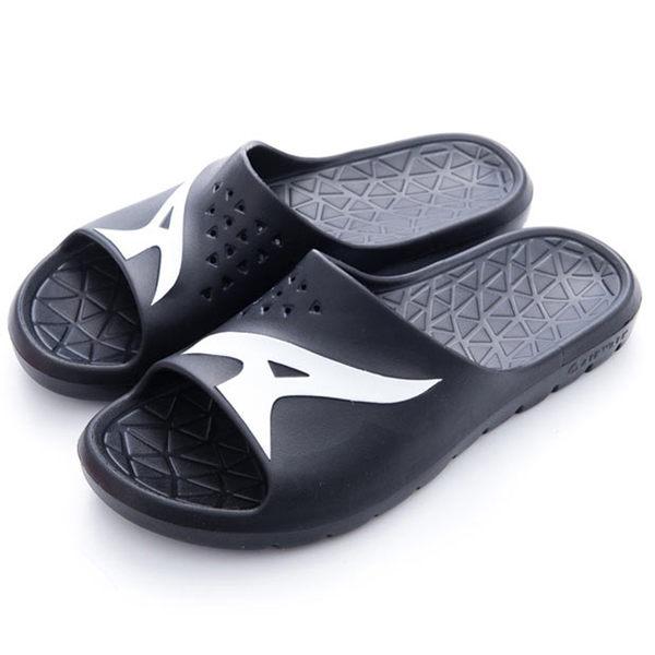AIR WALK 男鞋 女鞋 拖鞋 橡膠 防水 防滑 耐磨 黑 【運動世界】 A755220320