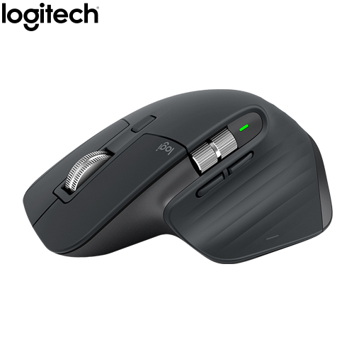 Logitech 羅技 MX Master 3 無線滑鼠 黑色