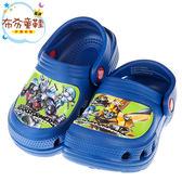 《布布童鞋》變形金剛電影版藍色兒童布希鞋(15~22公分) [ A7P063B ]