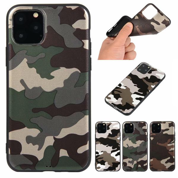 蘋果 iPhone11 iPhone11 Pro iPhone11 Pro Max 迷彩TPU 手機殼 全包邊 軟殼 保護殼
