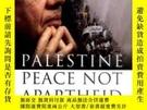 二手書博民逛書店罕見PalestineY255562 Jimmy Carter Simon & Schuster 出