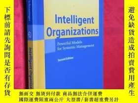 二手書博民逛書店Intelligent罕見Organizations 【詳見圖】