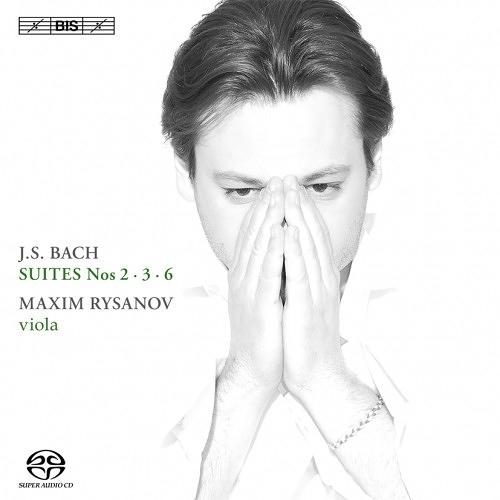 【停看聽音響唱片】【SACD】巴哈:無伴奏大提琴組曲第二、三、六號