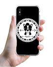 ♥ 俏魔女美人館 ♥ iPhone XS/XR{大頭狗*空壓防摔軟殼} 手機殼 手機套 保護殼