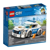 LEGO 樂高 City 城市系列 60239 警察巡邏車 【鯊玩具Toy Shark】