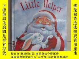 二手書博民逛書店英文書罕見Santas littie Helper精裝Y15969