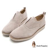 Hush Puppies CHOWCHOW 防潑水輕量休閒鞋 女鞋-灰