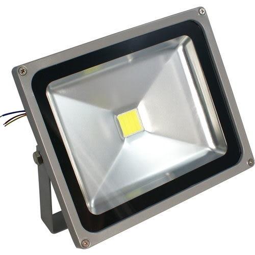 SH 高效 30W LED 全電壓 亮白 看板燈 探照燈(MF-21891)