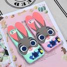 免運 立體小兔子iphone6s 6plus 5S/se全包軟套4.7寸矽膠6s保護套