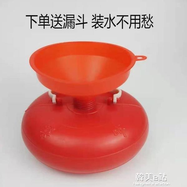 暖腳神器床上暖腳壺 暖足 暖手壺注水 湯婆子 燙壺冬季塑料熱水袋 韓美e站
