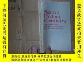 二手書博民逛書店Natural罕見Product ChemistryY15800