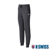 K-SWISS KS Sweatpants運動長褲-男-黑