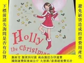 二手書博民逛書店Rainbow罕見Magic Special Edition: Holly the Christmas Fairy