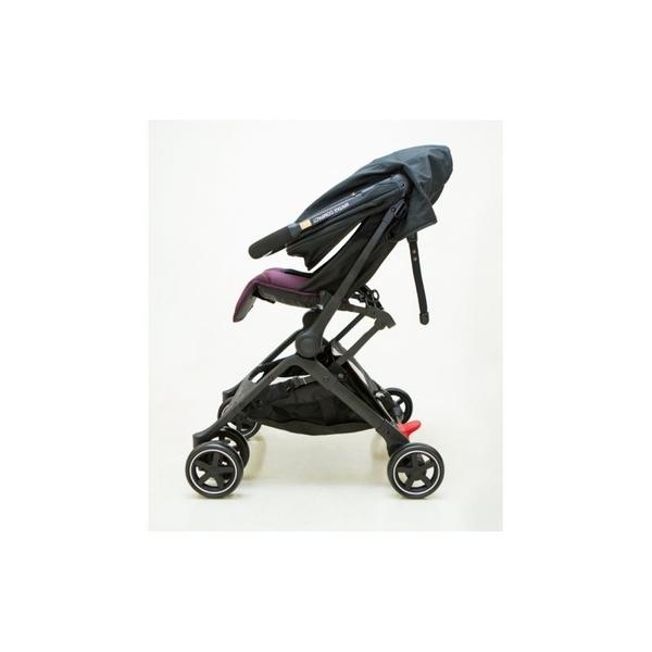 BRITAX B-Compact 秒收嬰兒手推車BX00383-紫色[衛立兒生活館]