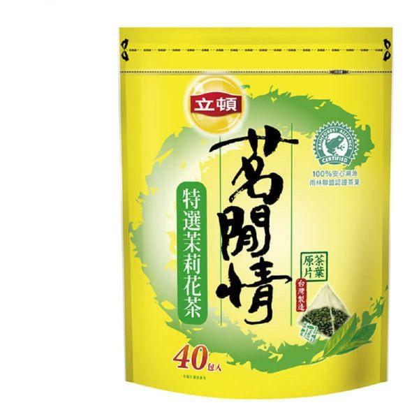 立頓茗閒情茉莉花茶包 40 x 2.8g_聯合利華