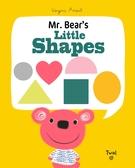 Mr. Bear's Little Shapes 小熊的形狀學習書