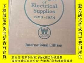 二手書博民逛書店Westinghouse罕見Catalogue of Elect