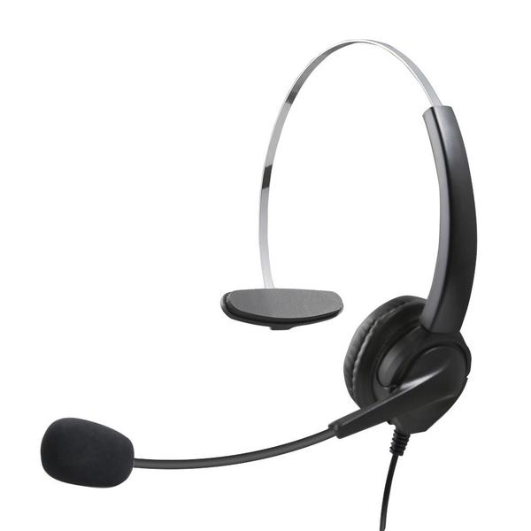 專營頭戴式電話耳機麥克風 瑞通電話耳機麥克風 國洋電話耳機 FANVIL電話耳機 NEC電話耳機