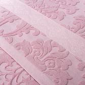 純棉老式毛巾被北歐簡約夏季薄毛毯加厚
