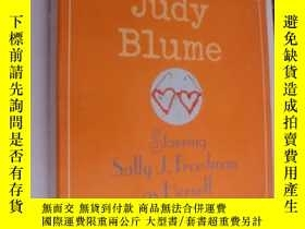 二手書博民逛書店JUDY罕見BLUME:Starring Sally J. Fr