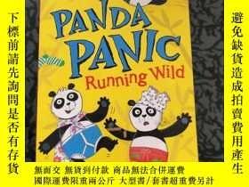 二手書博民逛書店Panda罕見Panic - Running WildY288507 Jamie rix harpercoll