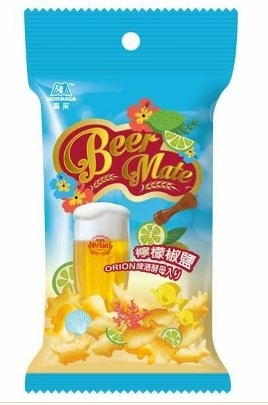 Beer Mate 下酒夥伴(檸檬椒鹽)20g-5包/封【合迷雅好物超級商城】