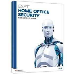NOD32 ESET Home Office Security Pack 家庭辦公室資安包 5台授權一年版(有實體商品內含授權金鑰)