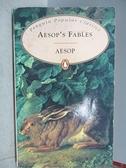 【書寶二手書T3/原文小說_C5A】Aesop s Fables_Aesop