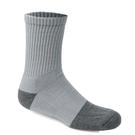 【SNOW TRAVEL】高級美麗諾羊毛襪登山防寒襪 – 淺灰 L號 ( 25-27cm )