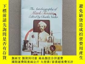 二手書博民逛書店The罕見Autobiography Of Mark Twain