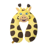 【Go Travel】動物造型U型枕-長頸鹿