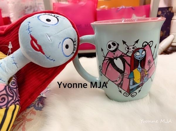 *Yvonne MJA* 美國迪士尼 預購區 限定正品 聖誕夜驚魂 Jack 傑克 莎莉 咖啡杯