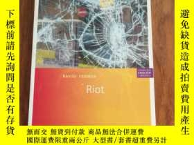 二手書博民逛書店罕見Riot)(彩印插圖本)Y12800 FRANK ELLI