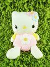 【震撼精品百貨】Hello Kitty 凱蒂貓~和服布絨毛娃娃-粉
