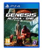 預購2018/9/4 PS4 創世紀:阿爾法一號 英文版