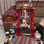 樂高積木拼裝太空航天飛機火箭益智立體拼圖玩具【桃可可服飾】