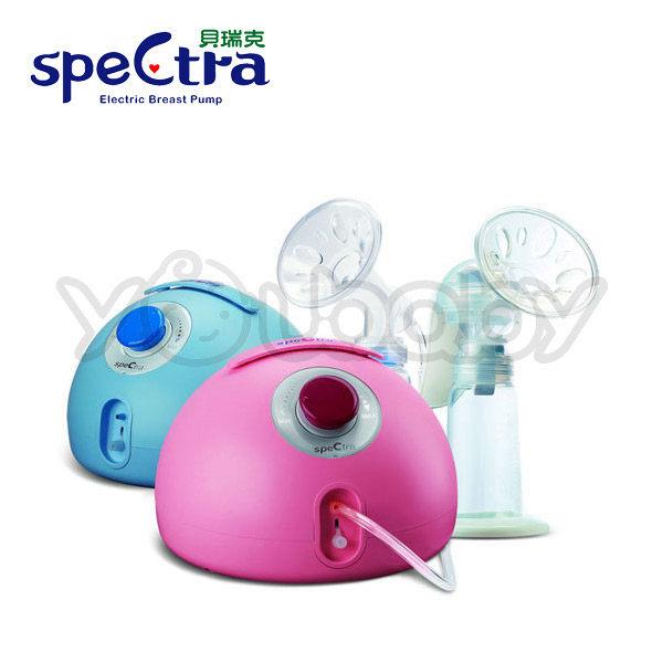 貝瑞克 speCtra 8S 豪華手動+電動兩用吸乳器 (粉)