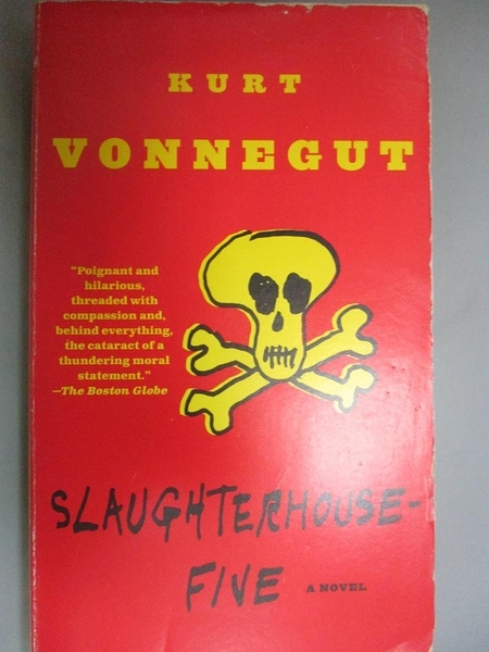 【書寶二手書T1/原文小說_OKA】Slaughterhouse-Five or the Children s Crusade_Vonnegut, Kurt
