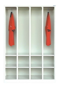 KS-0058OP    KS多用途置物櫃 / 衣櫃-無門型