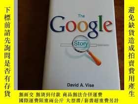 二手書博民逛書店The罕見Story of Google 英文原版-《谷歌的故事