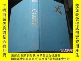 二手書博民逛書店GARTH罕見NIX Clariel9740 出版2014