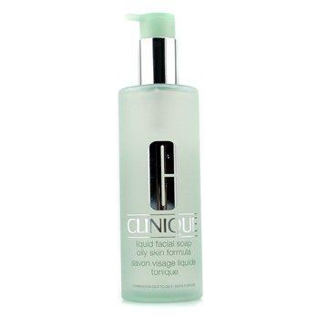 SW Clinique倩碧-91 三步曲洗面膠 Liquid Facial Soap Oily Skin (Limited Edition) 400ml