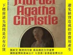 二手書博民逛書店Agatha罕見christie sleeping murder